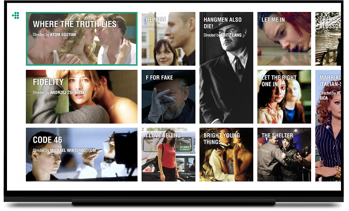 MUBI for Android TV