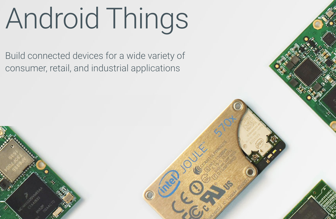 Testing Android Things - IoT meets Java