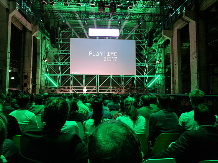 Google Playtime Keynote