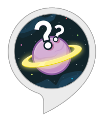 The Space Quiz logo