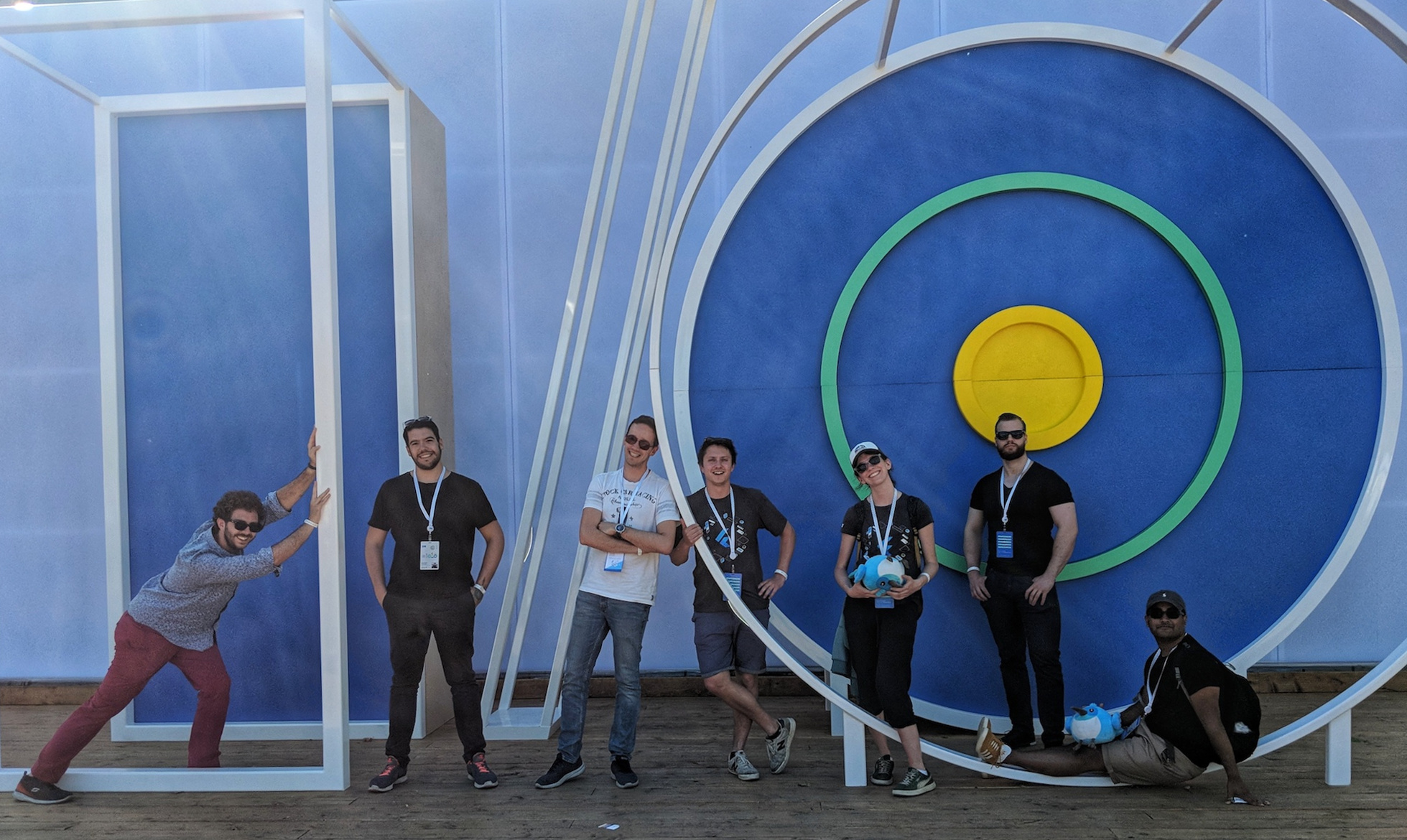 Novoda at Google I/O 2018