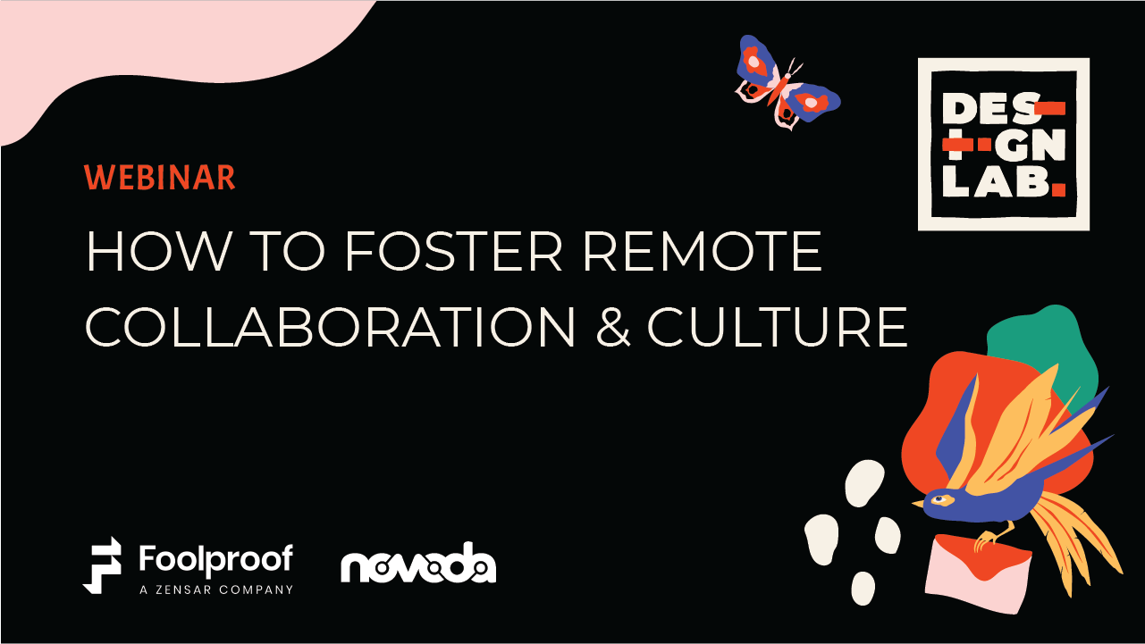How to foster remote collaboration and culture webinar: Your questions answered!